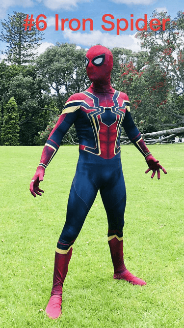 SuperFun Parties - Spiderman Costume (1)