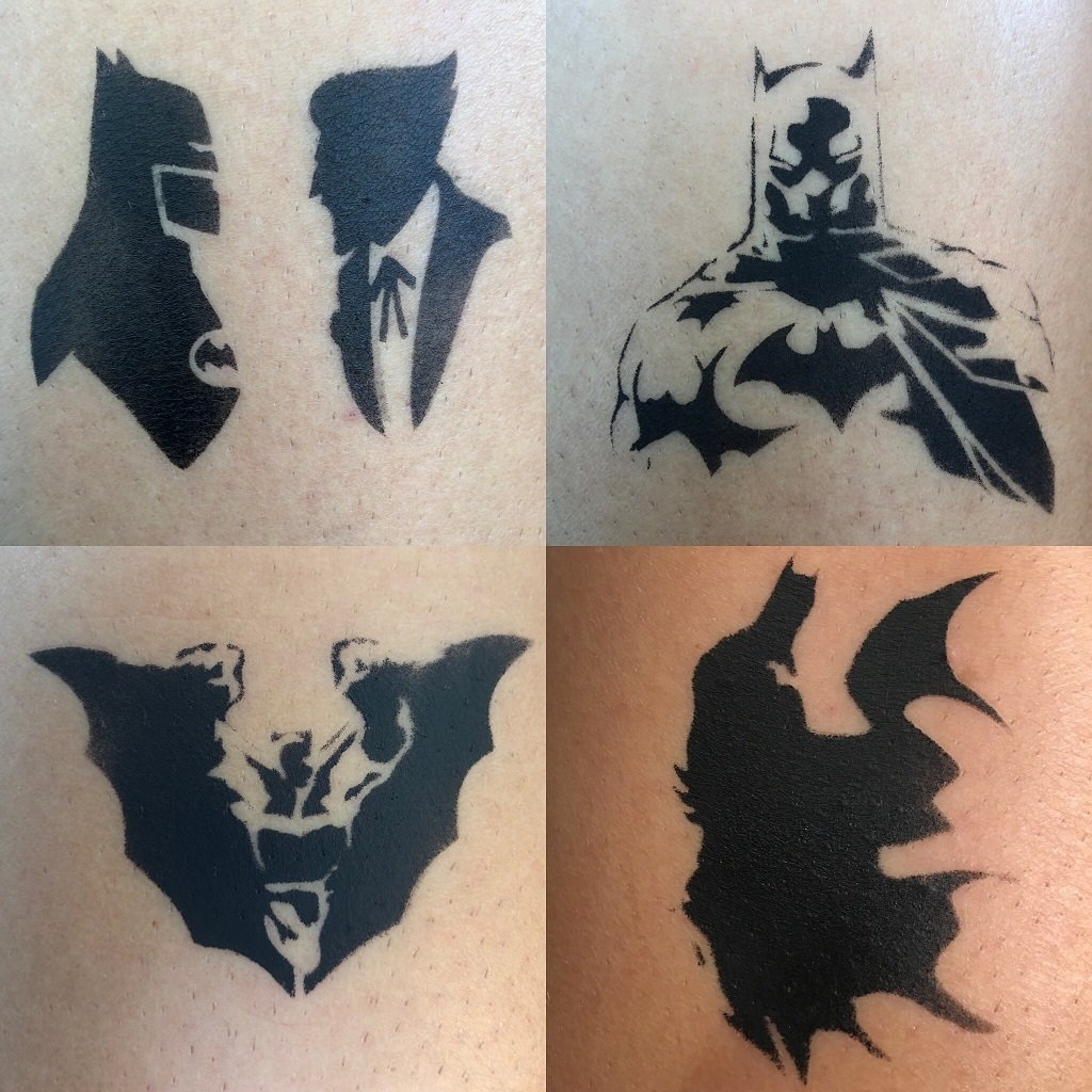 SuperFun Parties Temporary Tattoos (4)