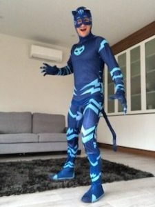 Pj masks Catboy entertainer