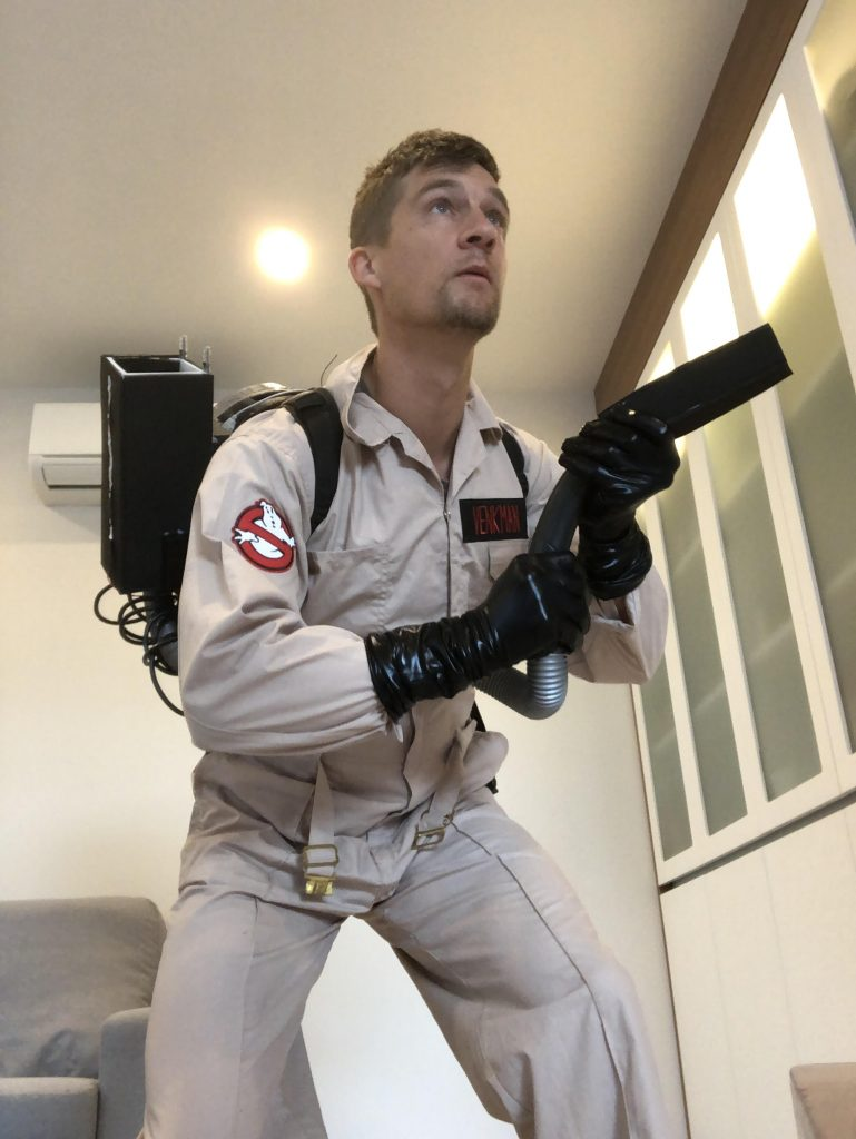 Ghostbuster Costume - SuperFun Parties