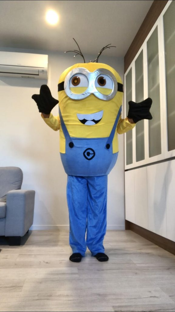 Minion Costume - SuperFun Parties