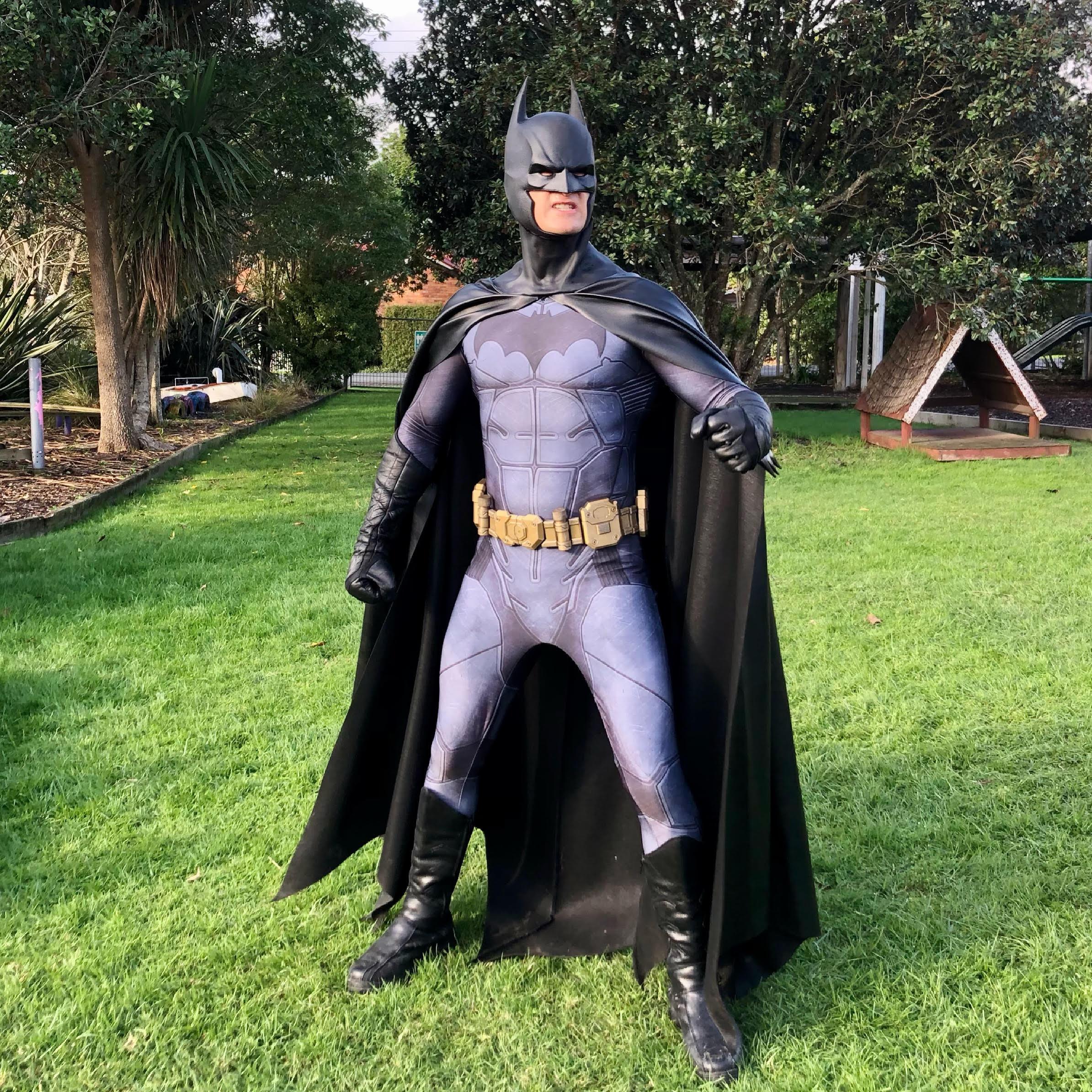 Batman - Super Fun Parties